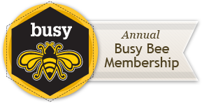 $25 Busy Bee Annual Membership